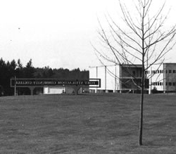 Fort Steilacoom campus in 1974